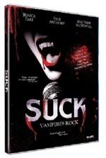 La copertina di Suck (dvd)