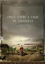 La locandina di Once Upon a Time in Anatolia