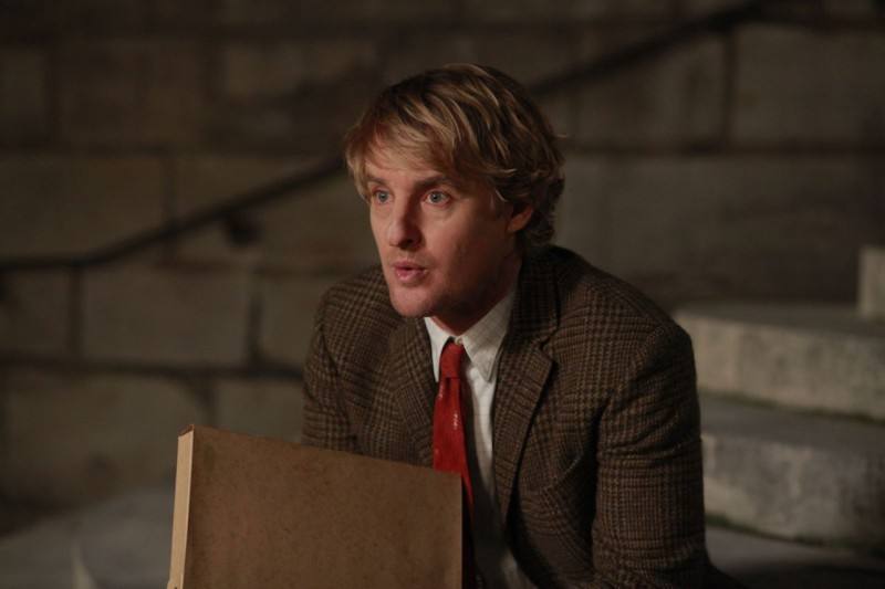 Owen Wilson, protagonista maschile del film Midnight in Paris