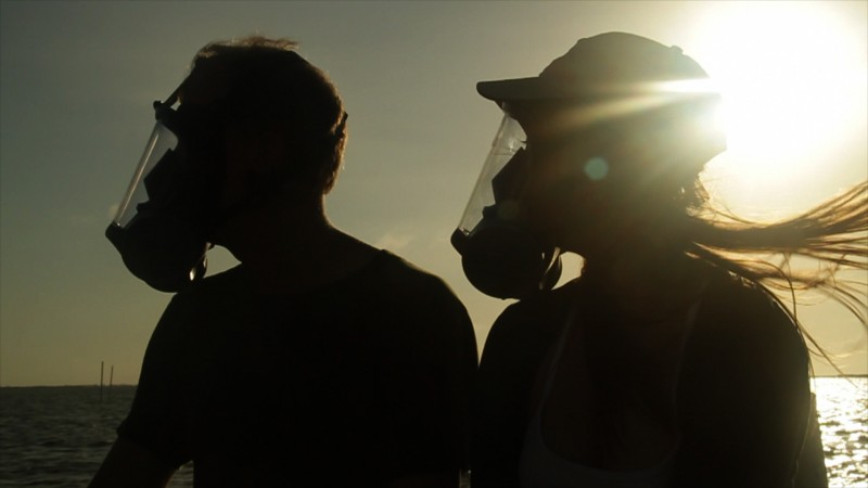 Un'immagine dal film The Big Fix