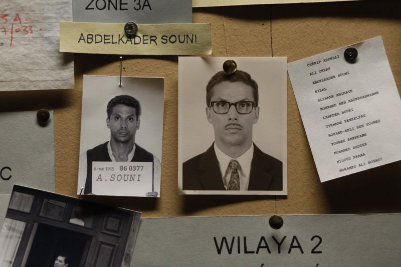 Una immagine tratta dal film Hors-la-loi