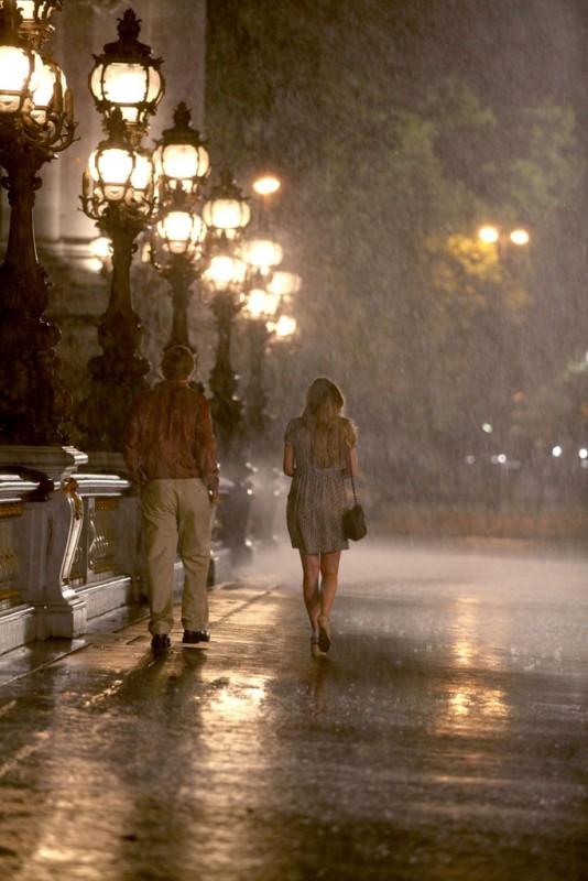 Una scena di Midnight in Paris