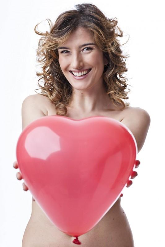 Giovanna 'Nina' Palmieri in una foto promo per il programma Sex Education Show