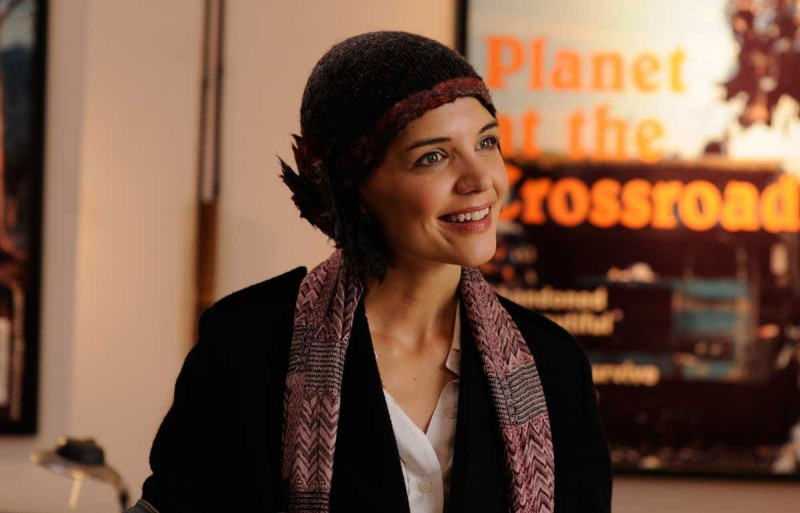 Katie Holmes nel film The Extra Man
