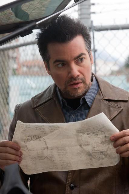 Kevin Corrigan nell'episodio The Last Sam Weiss di Fringe
