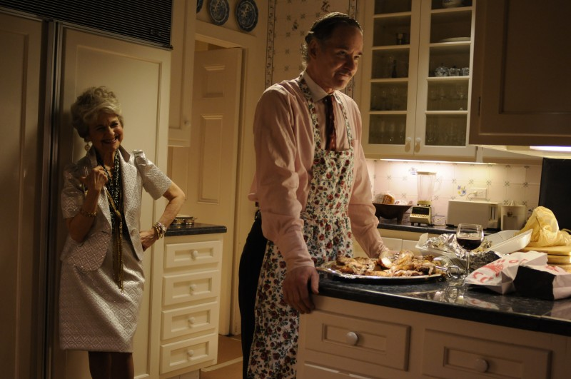 Kevin Kline ai fornelli nel film The Extra Man