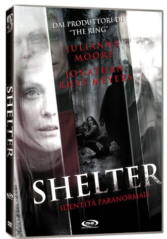La copertina di Shelter - Identità paranormali (dvd)
