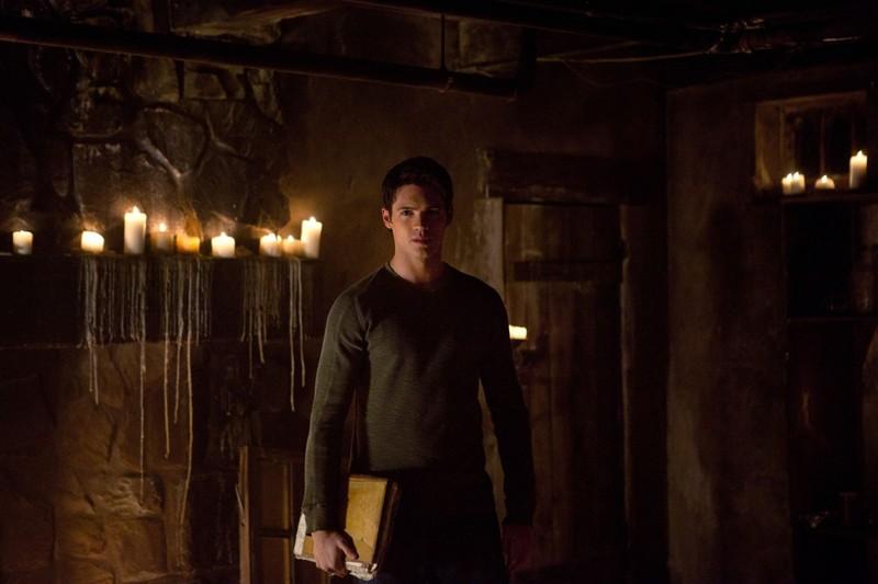 Steven R. McQueen nell'episodio The Sun Also Rises di Vampire Diaries