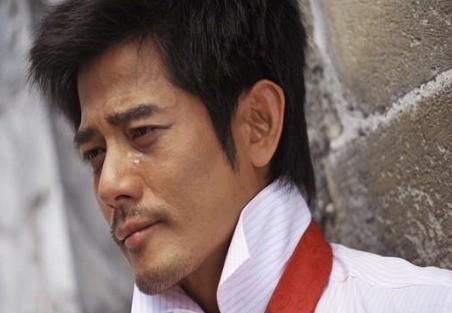 Aaron Kwok nel film Mo shu wai zhuan