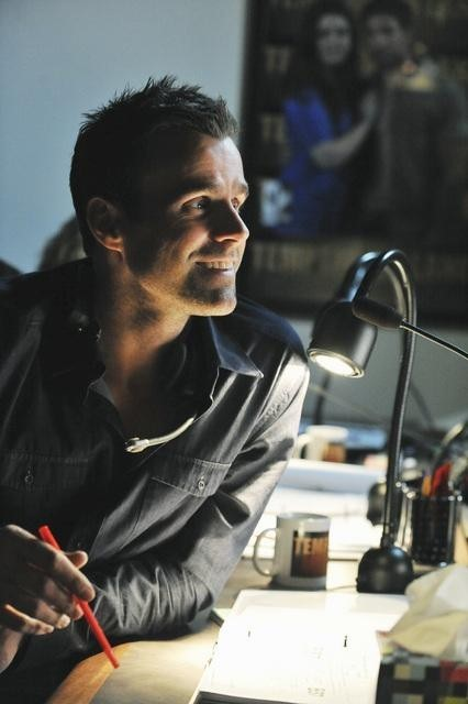 Cameron Mathison nell'episodio One Life to Lose di Castle