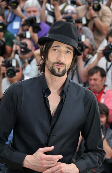 Cannes 2011 - Adrien Brody presenta Midnight in Paris