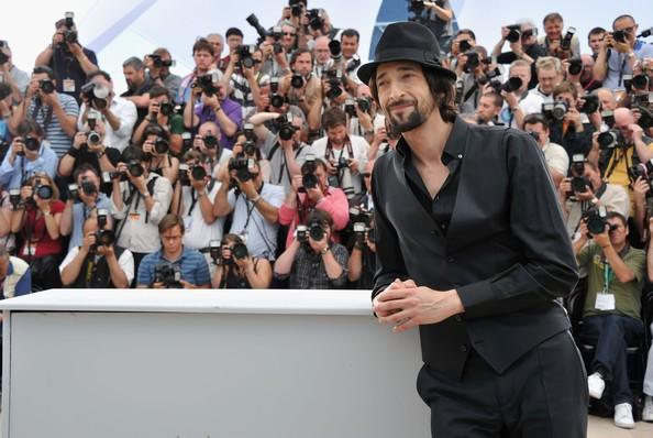 Cannes 2011 - Adrien Brody presenta Midnight in Paris di W. Allen
