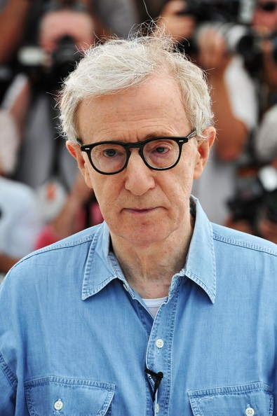 Cannes 2011: il regista Woody Allen presenta il suo Midnight in Paris