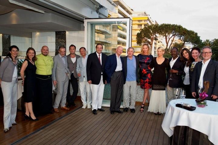 Festival di Cannes 2011: la giuria della sezione competitiva al completo.
