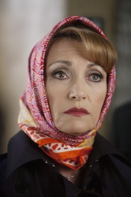 Jane Seymour nell'episodio Law & Murder di Castle