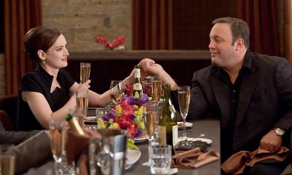 Kevin James in coppia con Winona Ryder nella commedia Il Dilemma