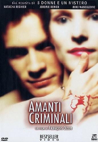 La locandina di Amanti criminali