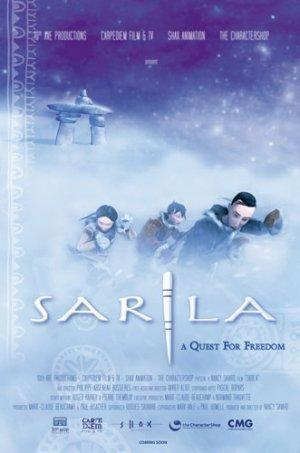 La locandina di Sarila