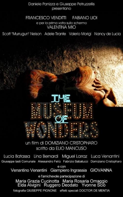 La locandina di The Museum of Wonders
