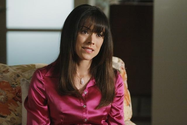 Liz Vassey nell'episodio Slice of Death di Castle