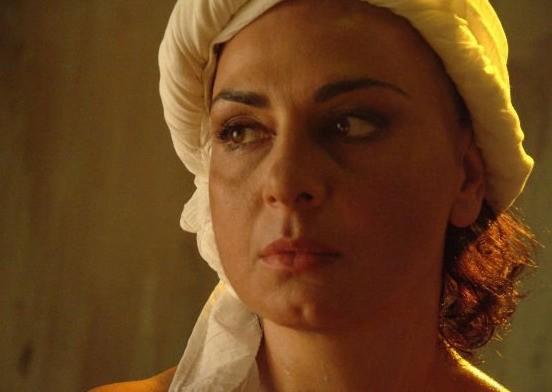 Marta Bifano nel film Il mercante di stoffe