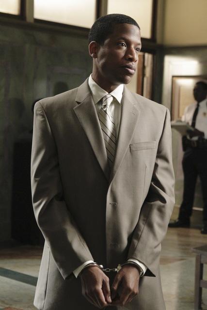 Ray Stoney nell'episodio Law & Murder di Castle