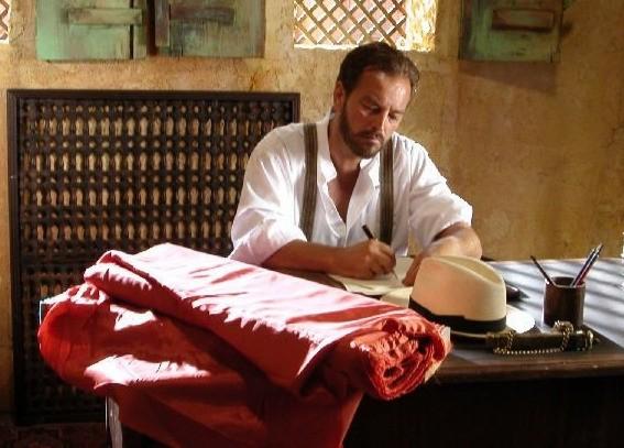 Sebastiano Somma ne Il mercante di stoffe