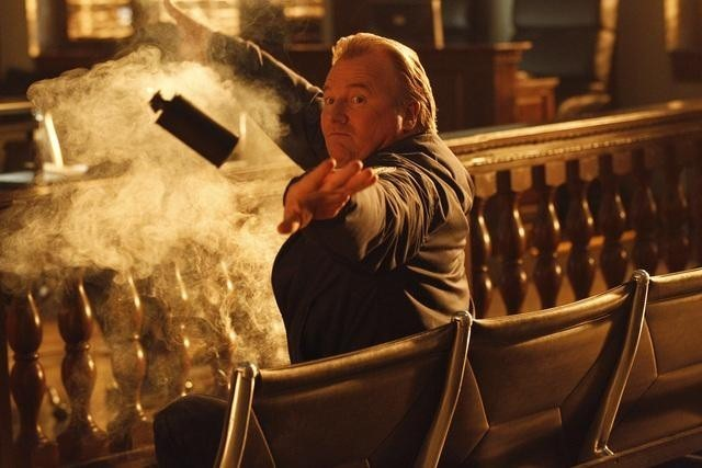Sonny Surowiec nell'episodio Knockout di Castle