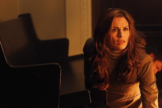 Stana Katic nell'episodio Knockout di Castle
