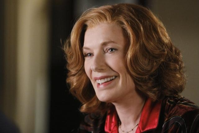 Susan Sullivan nell'episodio The Final Nail di Castle
