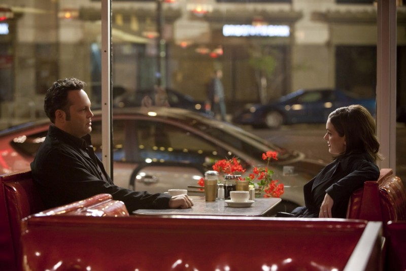 Vince Vaughn e Winona Ryder nella commedia Il Dilemma