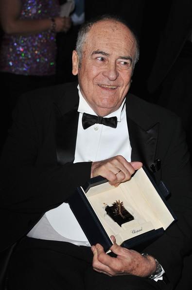 Cannes 2011: Bernardo Bertolucci riceve il premio alla carriera