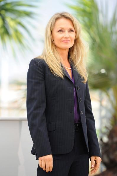 Cannes 2011: Rachael Blake durante il photocall di Sleeping Beauty