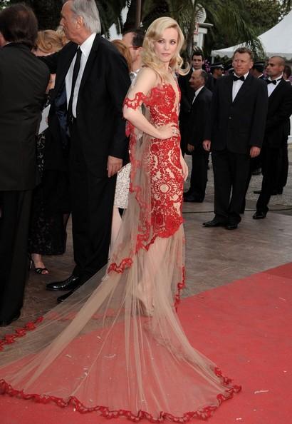 Cannes 2011 Rachel McAdams presenta Midnight in Paris sul red carpet