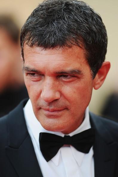 Cannes 2011, serata inaugurale: Antonio Banderas sul tappeto rosso