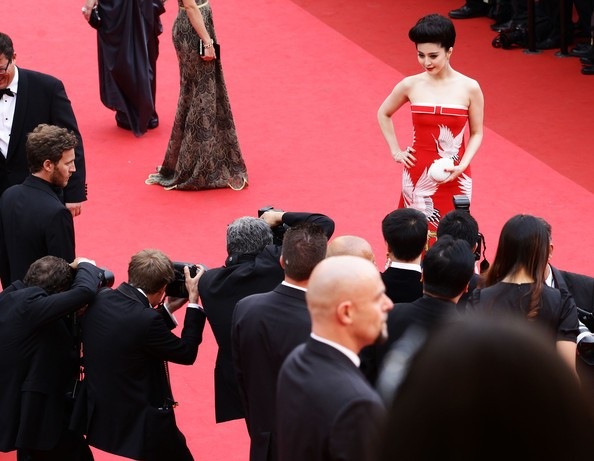 Festival di Cannes 2011: Fan Bingbing sul red carpet