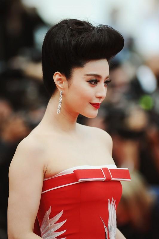 Festival di Cannes 2011: gioielli Cartier per l'attrice e cantante cinese Fan Bingbing sul red carpet