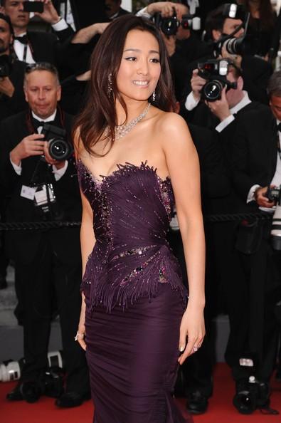 Festival di Cannes 2011: Gong Li sul red carpet