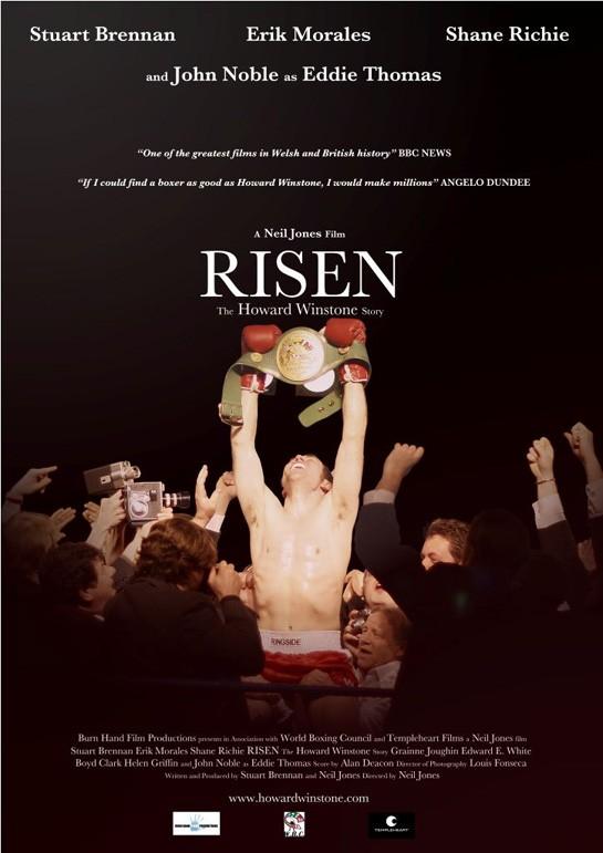 Il poster di Risen