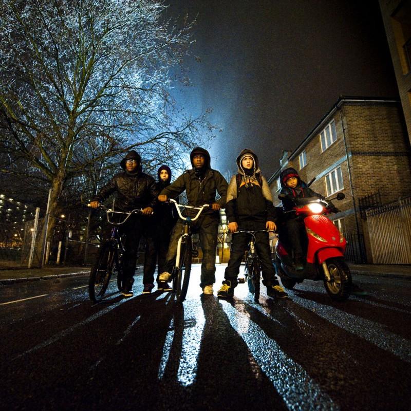 La gang protagonista di Attack the Block