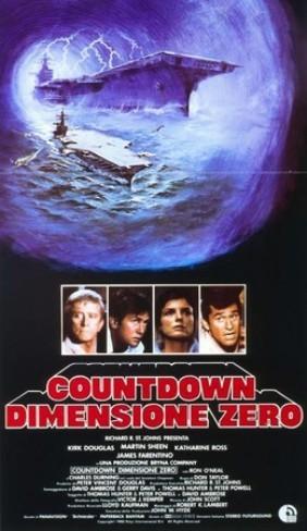 La locandina di Countdown dimensione zero