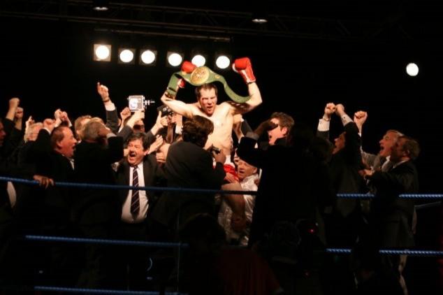 Stuart Brennan, campione del mondo in Risen