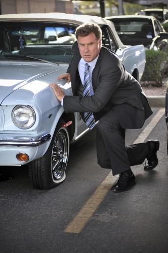 Una immagine di Everything Must Go con protagonista Will Ferrell