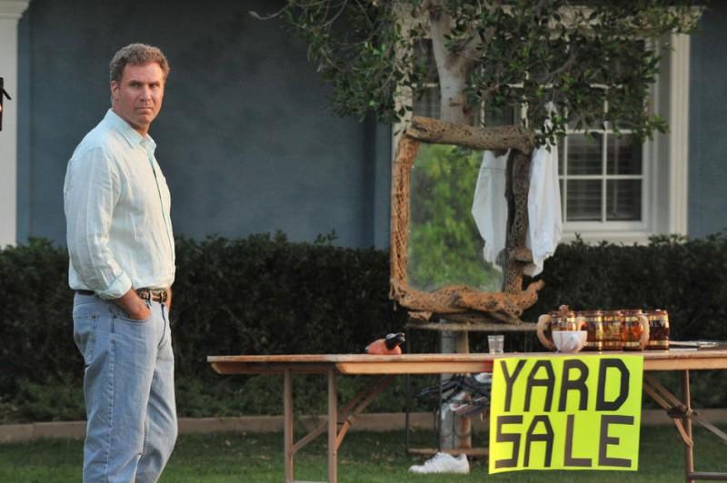 Will Ferrell in un'immagine del film Everything Must Go