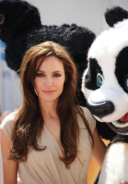 Cannes 2011: la bellissima Angelina Jolie presenta