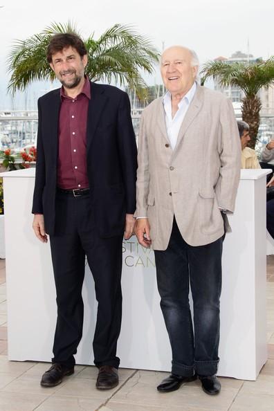 Cannes 2011: Nanni Moretti presenta il suo Habemus Papam sulla Croisette accanto a Michel Piccoli