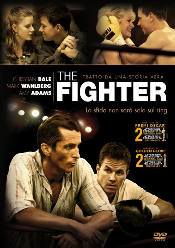 La copertina di The Fighter (dvd)