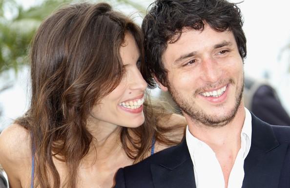 Maiwenn Le Besco presenta il suo Polisse a Cannes 2011 accanto a Jeremie Elkaim