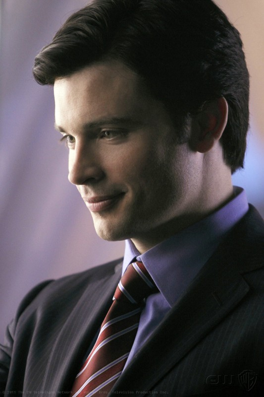 Clark (Tom Welling) in una scena dell'episodio Prophecy di Smallville