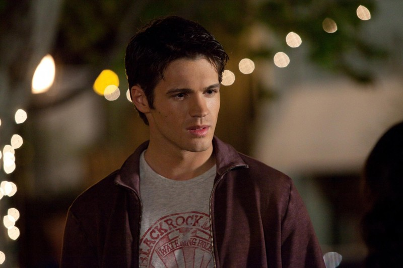 Jeremy (Steven R. McQueen) nell'episodio As I Lay Dying di Vampire Diaries